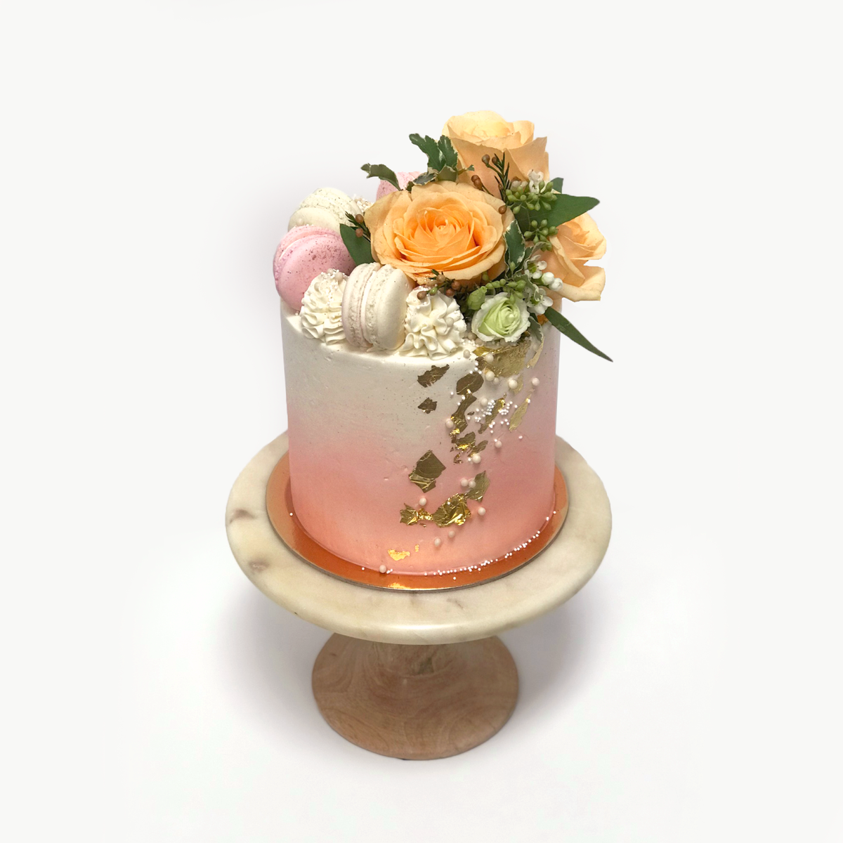 Whippt Desserts - Auction Cake Feb 12