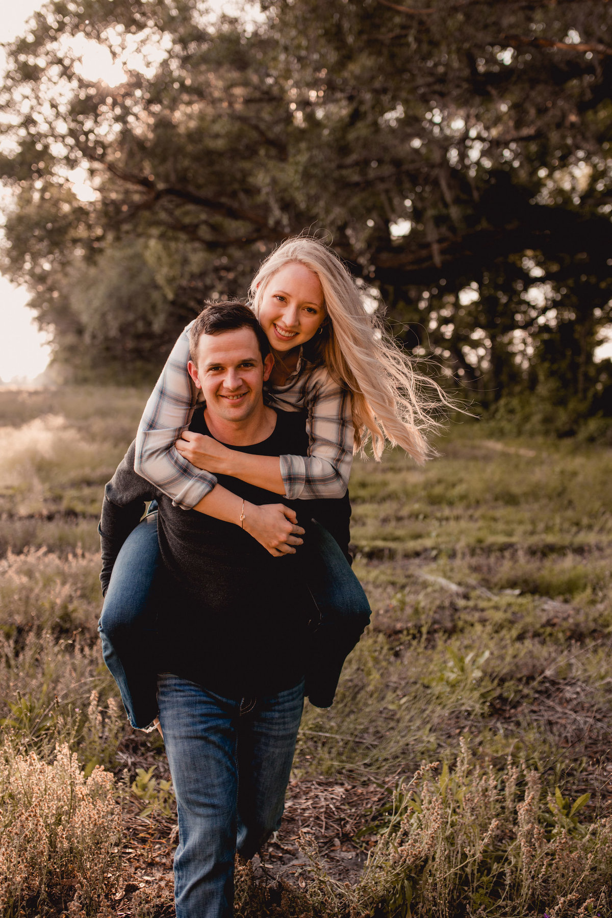 Interactive and lifestyle couples photographer in Tallahassee