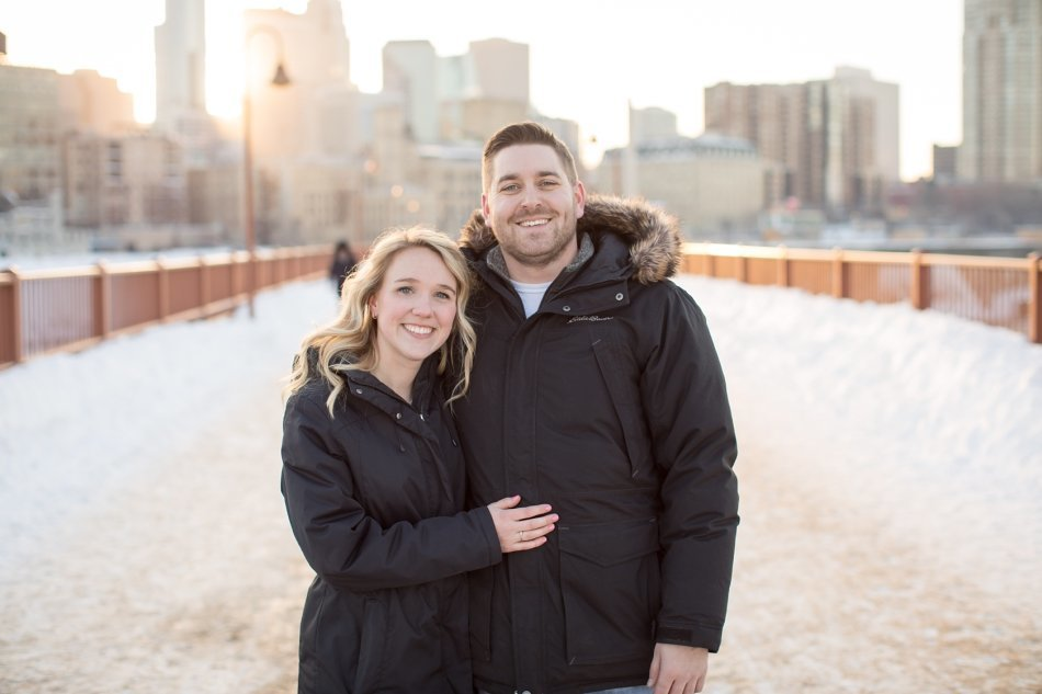 Minnesota Engagement Photography - Claire & Ethan (33)