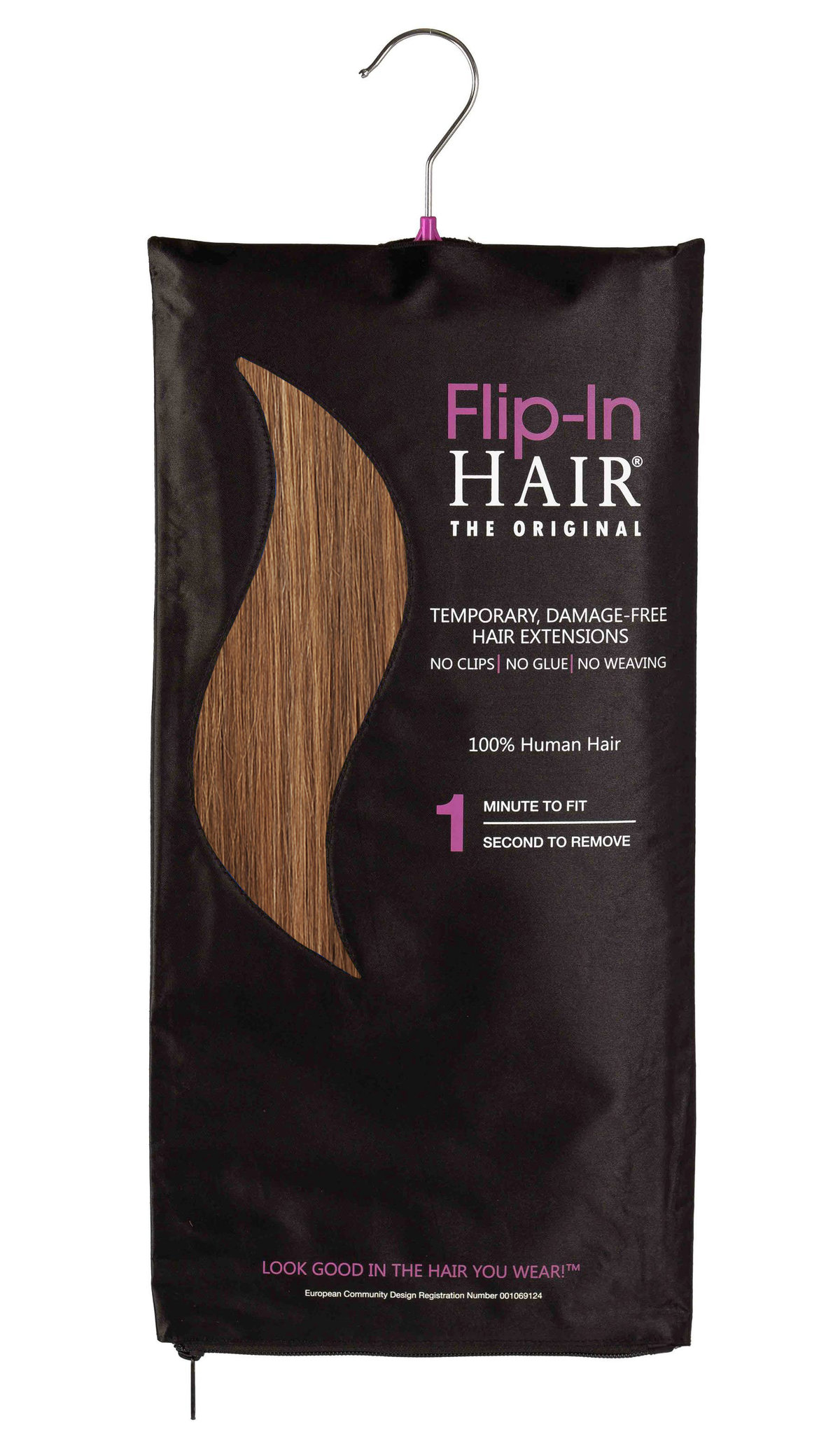 Flip-In Hair Original 6-27-6