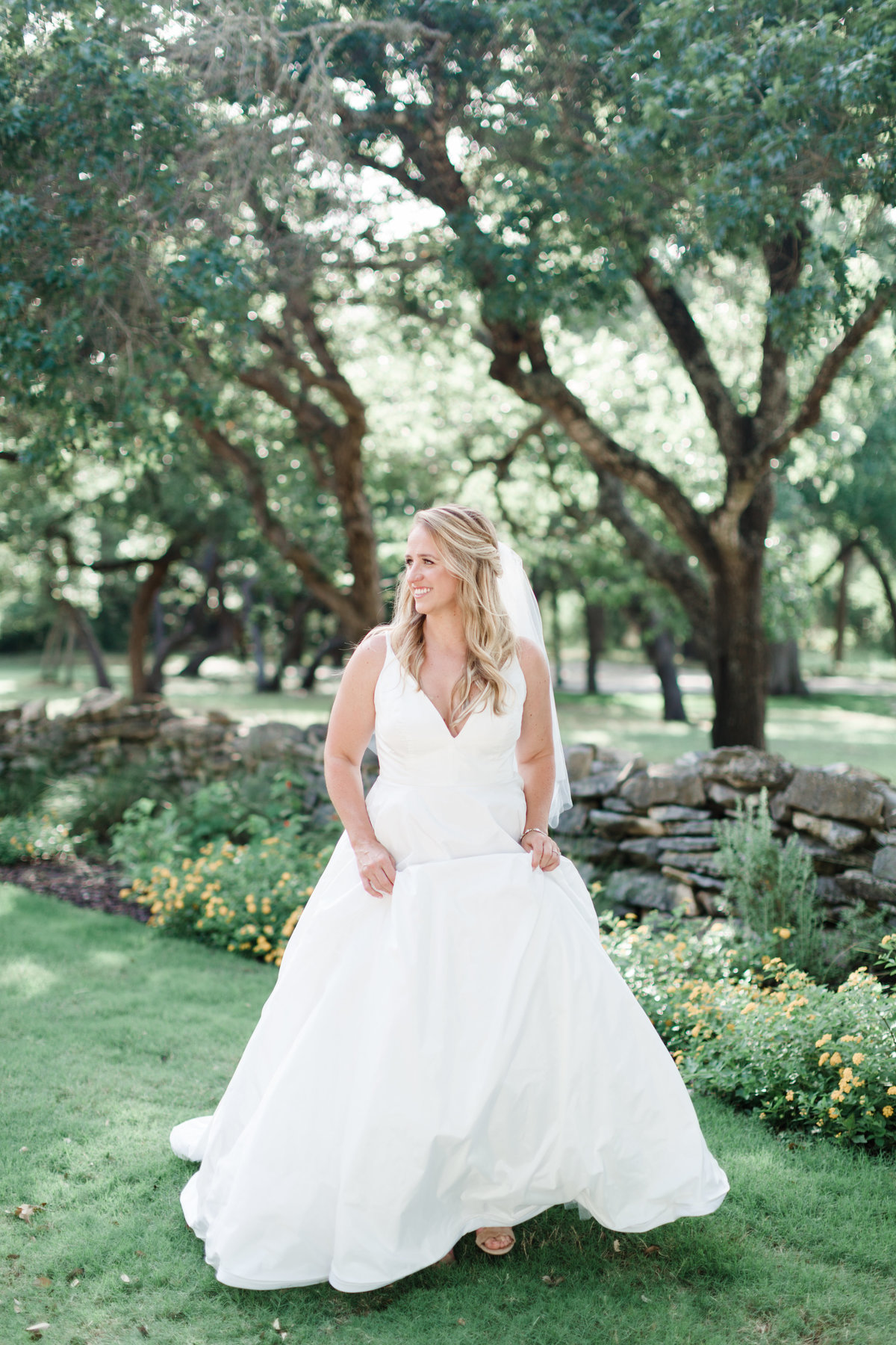 Bridal Portraits - Summer Ragsdale -14