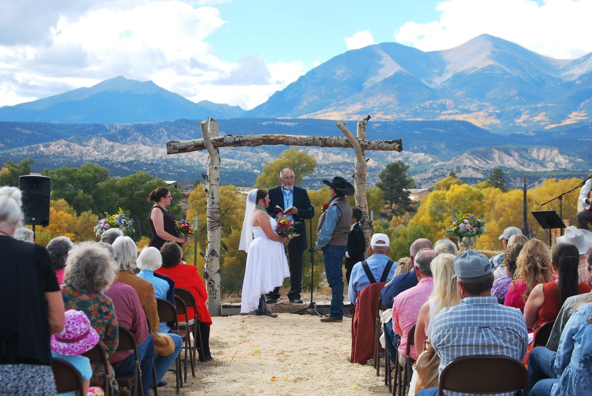 Everett Ranch Rocky Mountain Wedding Outdoor Barn Rustic Salida Colorado Alpaca Collegiate Peaks Vintage Ranch Nature Natural Beauty Ceremony Reception Venue 053