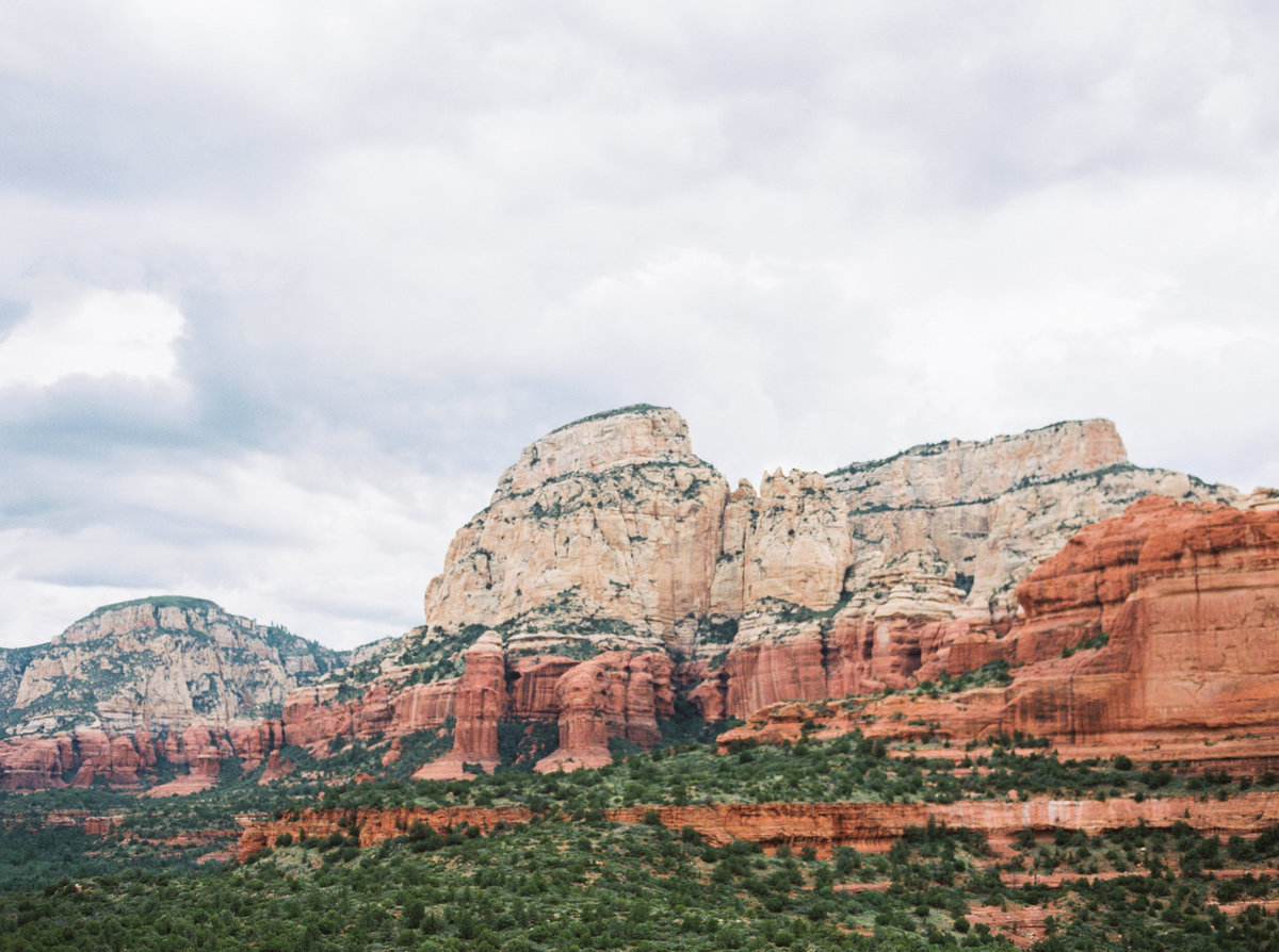 Sedona Arizona Engagement Session - Mary Claire Photography-1-2