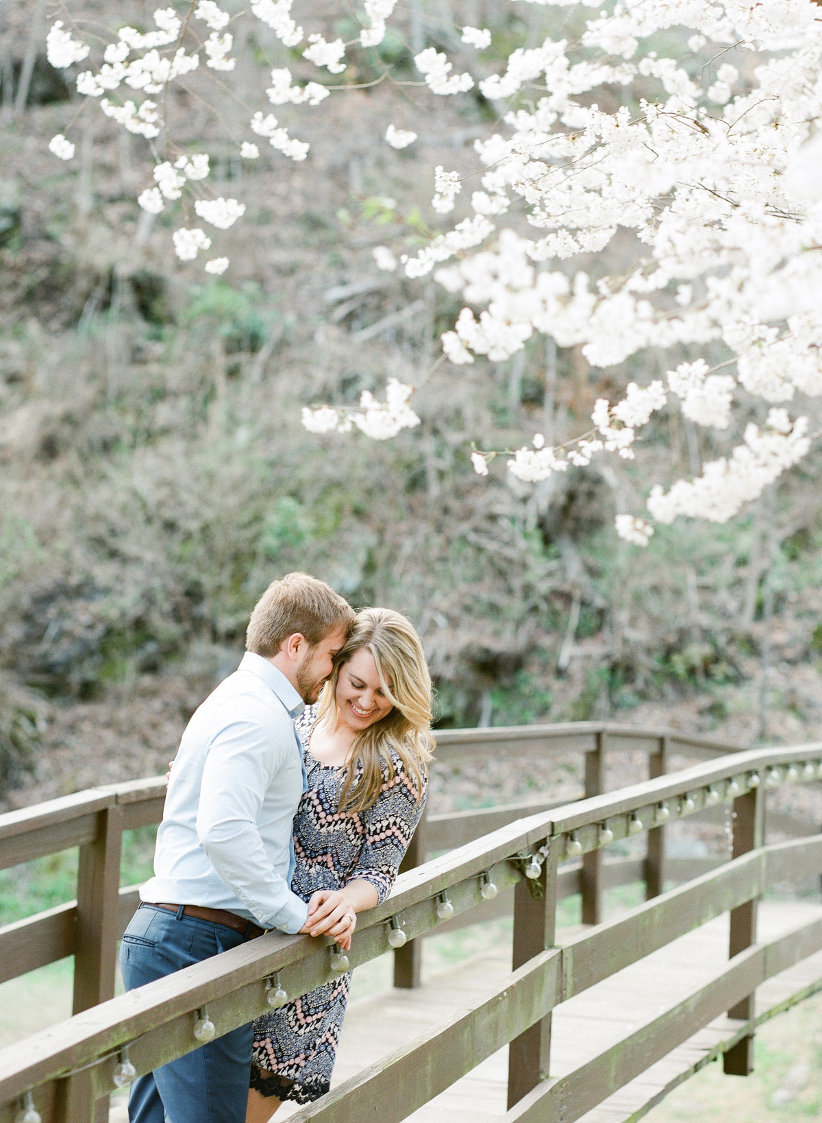 Hightower Falls Engagement Session