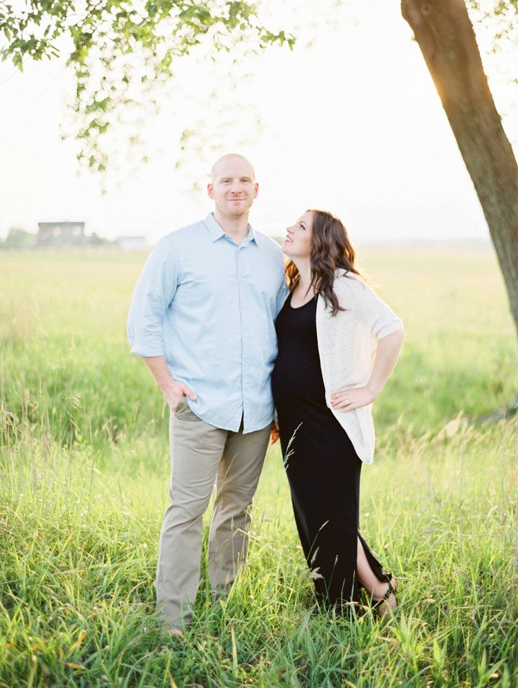 Rebekah Emily Photography Northern Virginia Photographer Film Maternity Session_0007