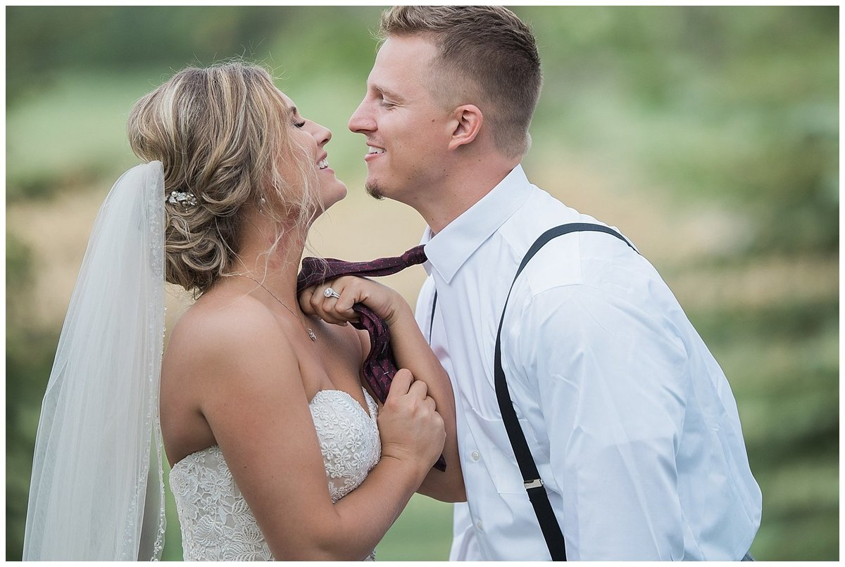 Romantic Wedding - South Dakota Wedding - Midwest Wedding_0316