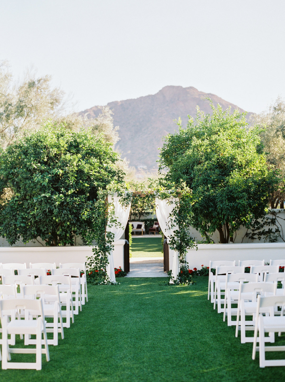 El Chorro Scottsdale Wedding - Mary Claire Photography-16