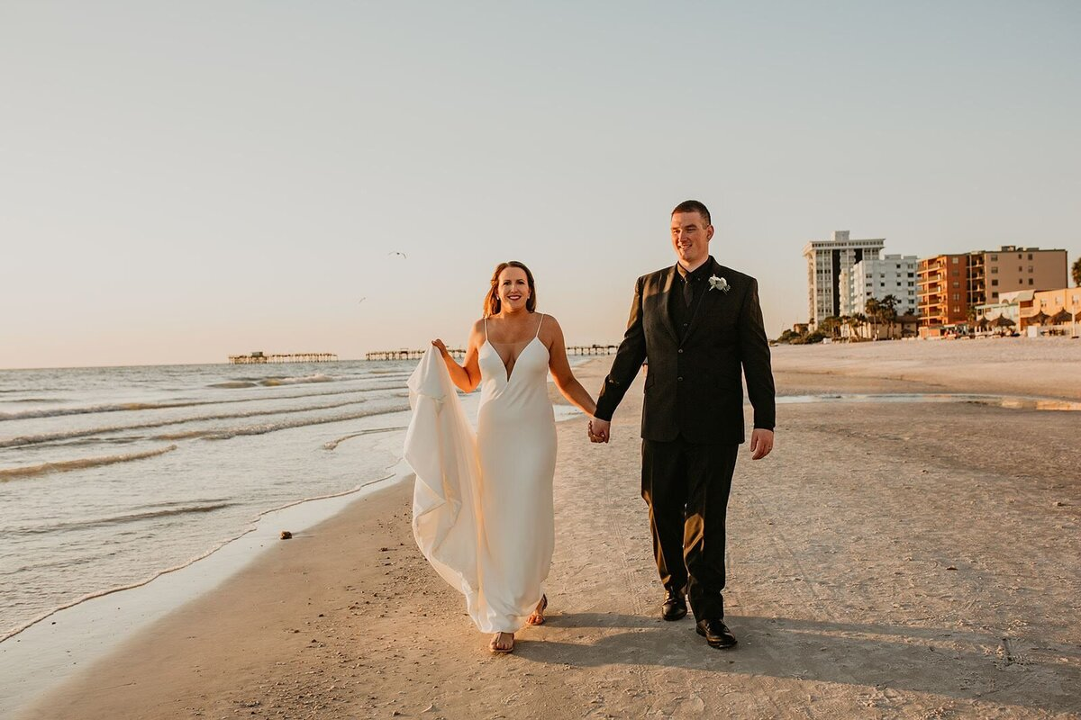 Double Tree North Redington Beach Florida-Wedding-Brittany and Bruce482