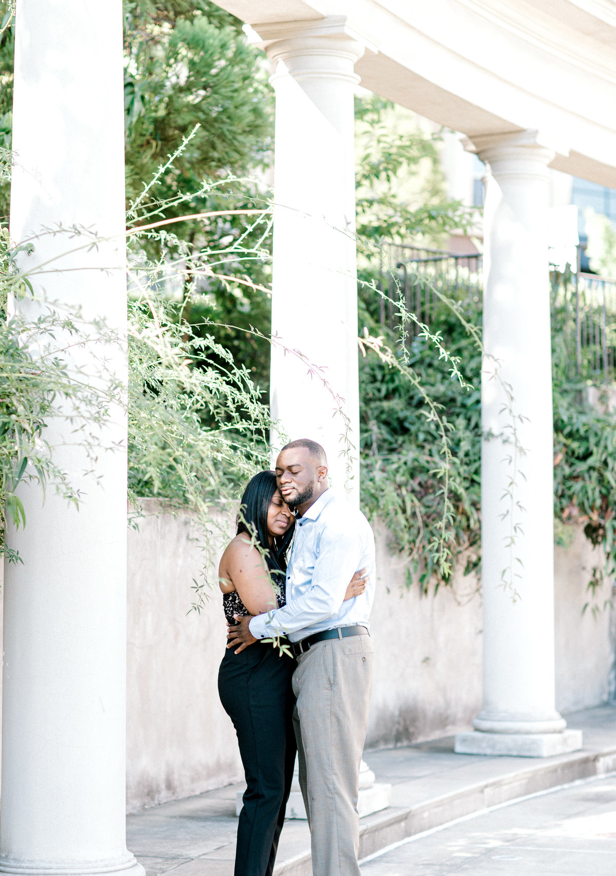 atlanta photographer engagement session millenium gate museum-8