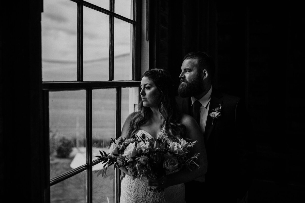 Country Western Wedding Photographer in Eastern Washington, Palouse Knot Barn  - Clara Jay Photo, Coalfax Washington,_
