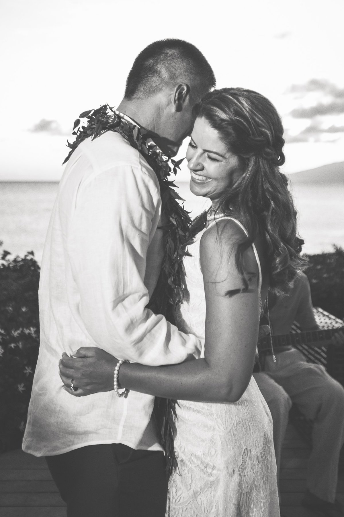 Maui Wedding Photography at Kapalua Bay beach