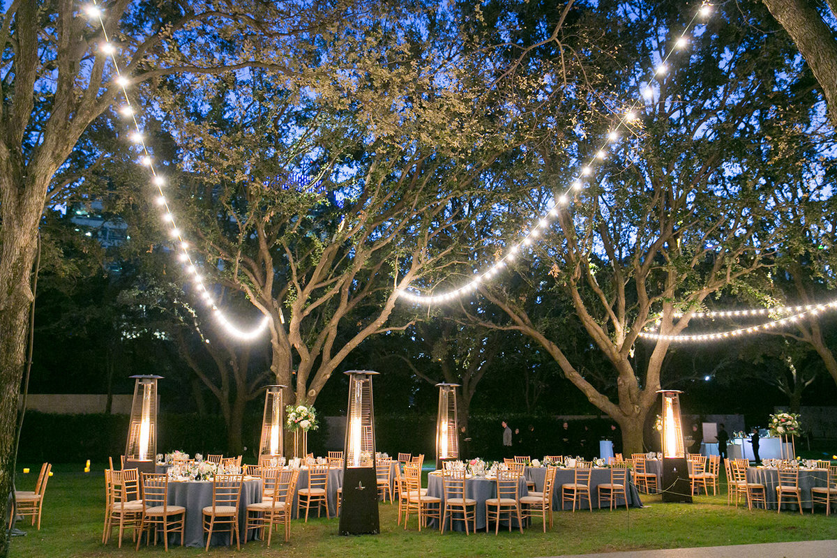 Wedding Planners in Dallas - A Stylish Soiree - Nasher Sculpture Garden - 00084