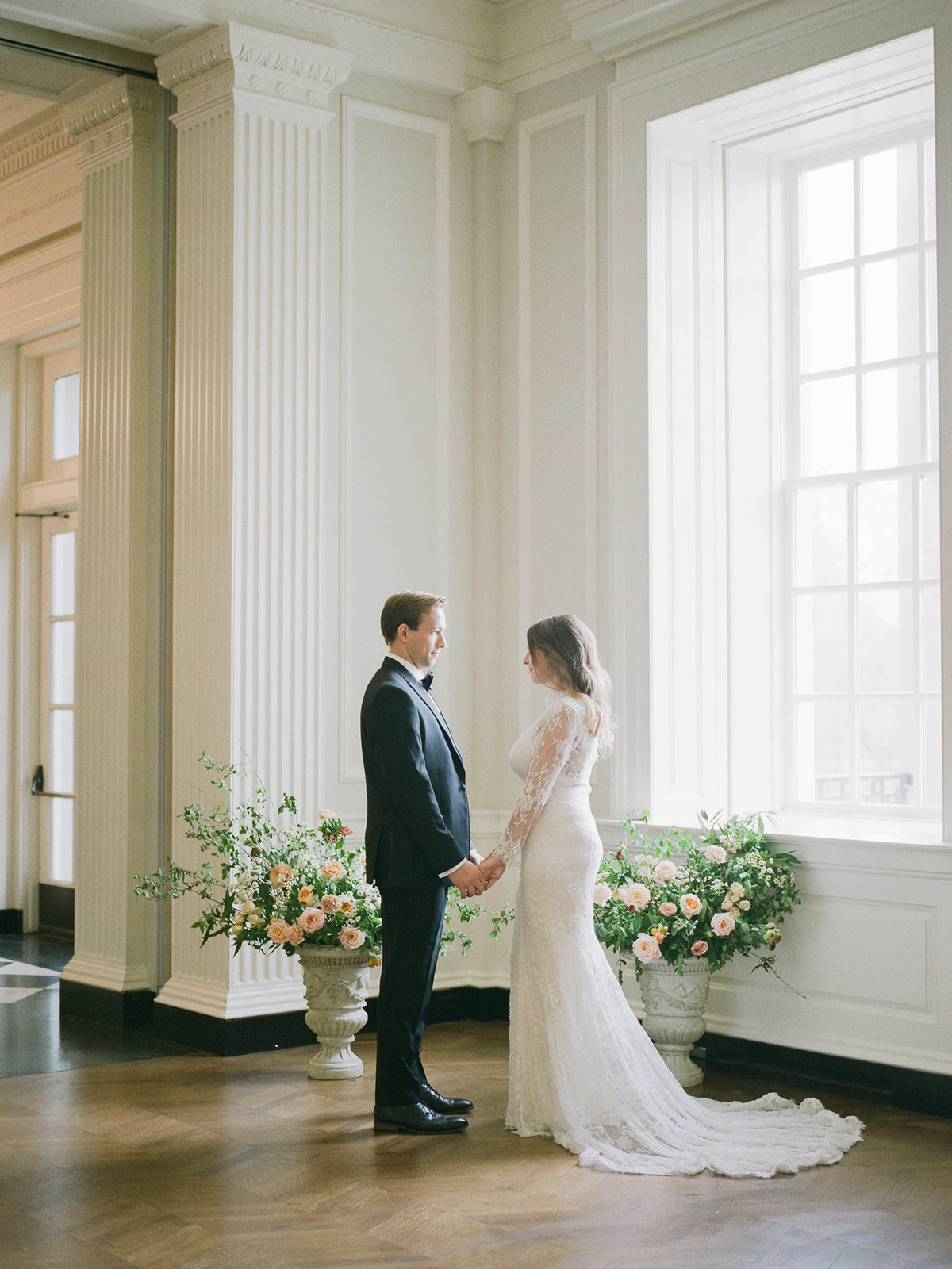 Chicago Wedding Photographer - Chicago History Museum - Sarah Sunstrom Photography - Fine Art Wedding Photographer - 24