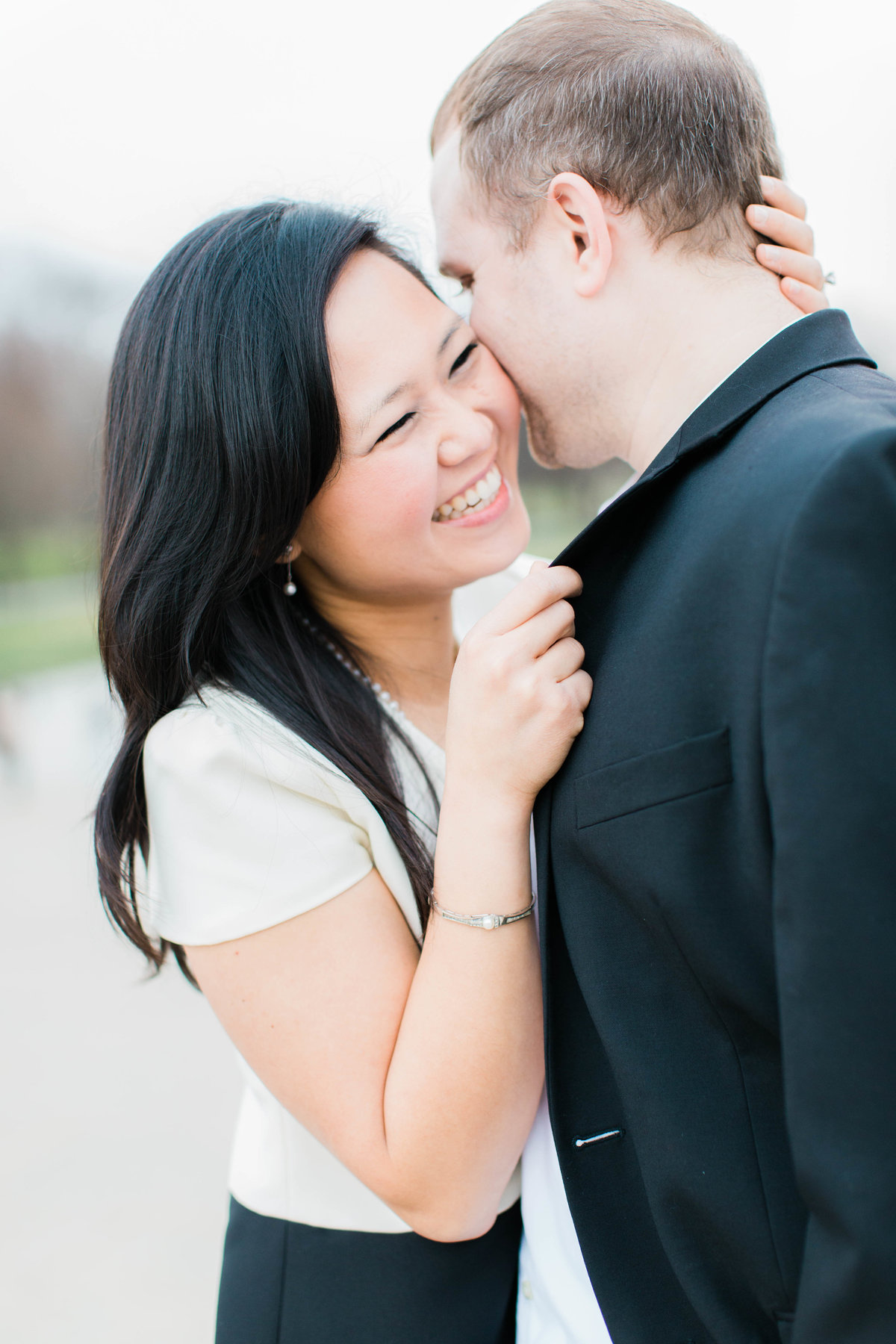 Washington DC engagement + wedding photographer