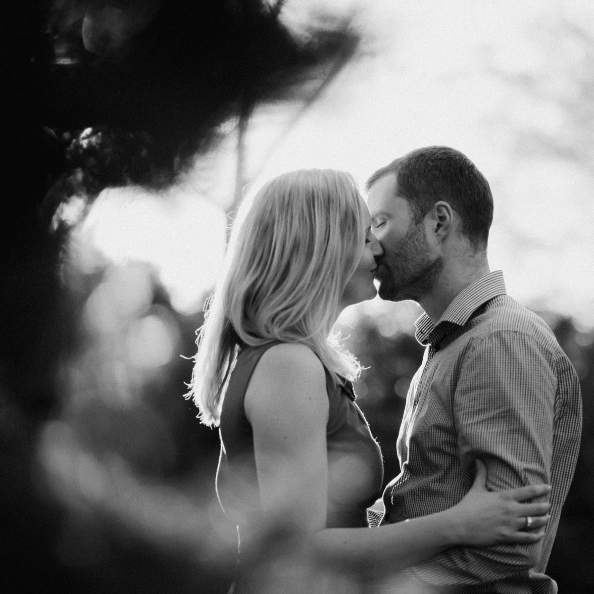 1_Outdoor_Couple_Engagement_Fall_Sunset_Maryland_Oregon_Ridge