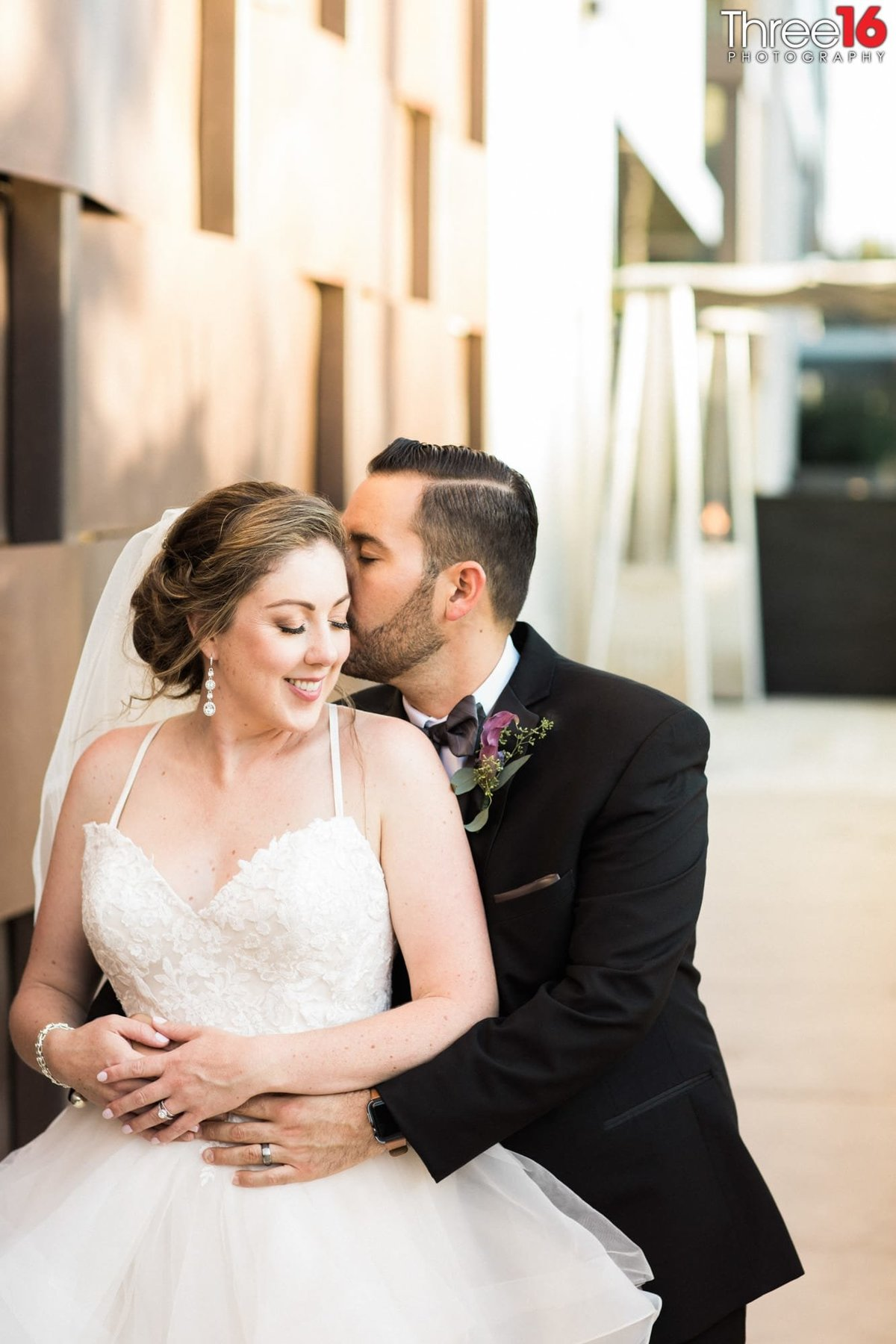 Wedding at Avenue of the arts costa mesa