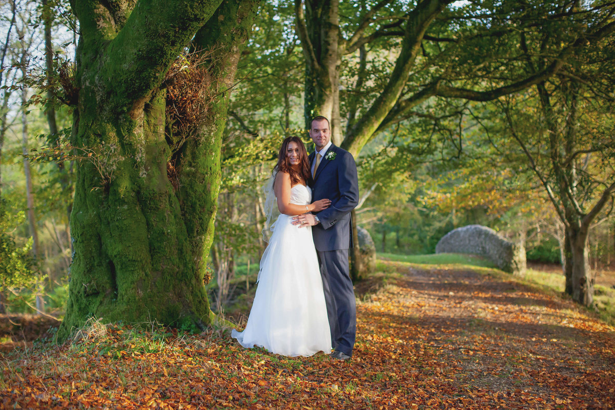 exeter wedding photographer haldon