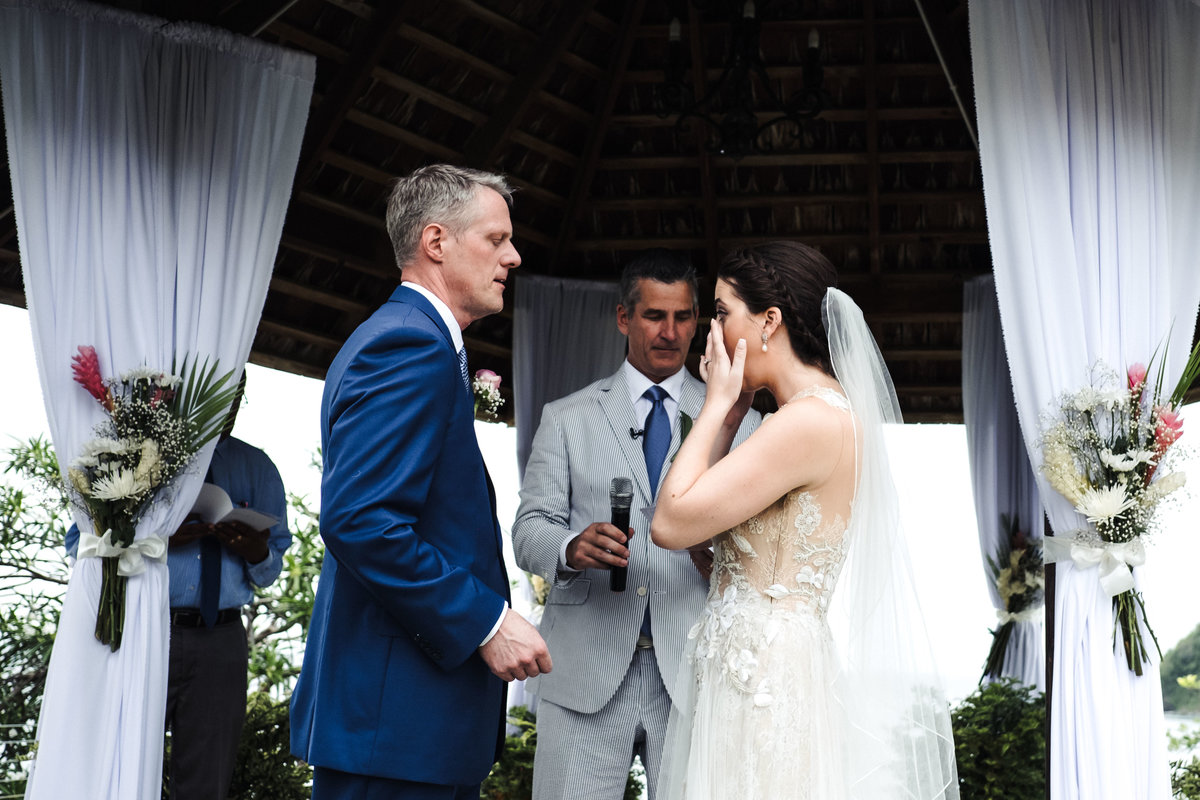 Cap Maison St Lucia Destination Wedding - 128