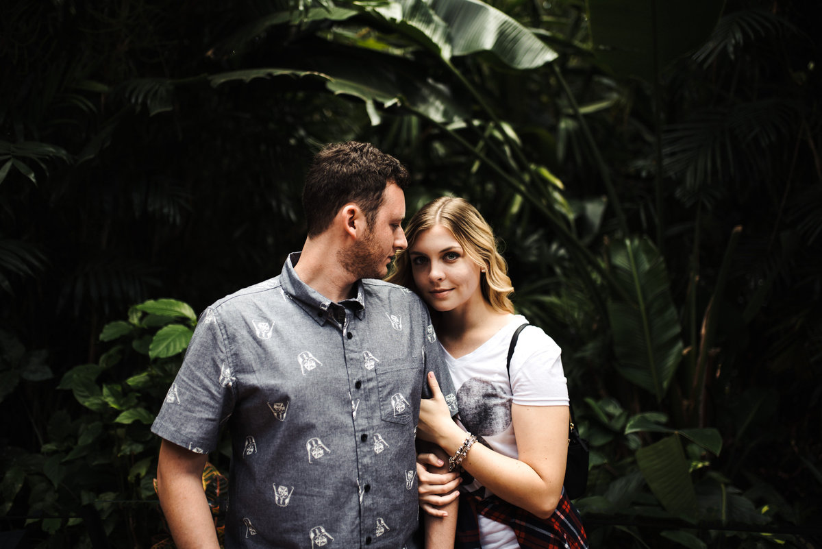 Ally & Brett's Disney Engagement Session (154 of 243)