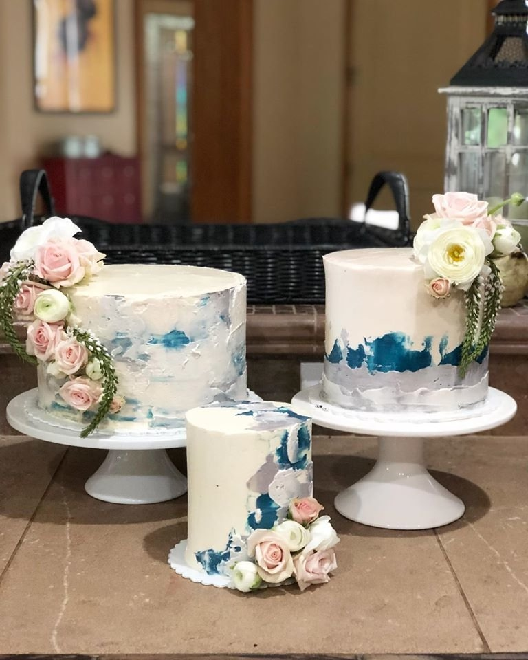 Layered Cake Artistry- Kennewick's Premier Cake Baker