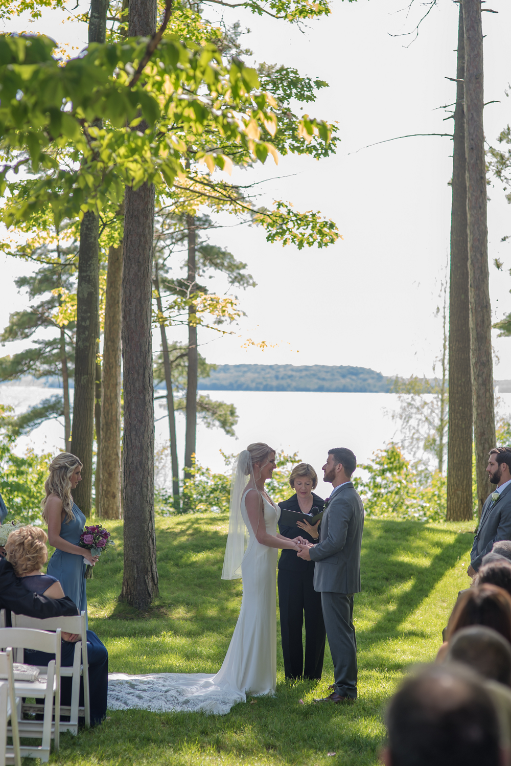 DESTINATION WEDDING IN TRAVERSE CITY WITH KRISTEN AND SCOTT Vows