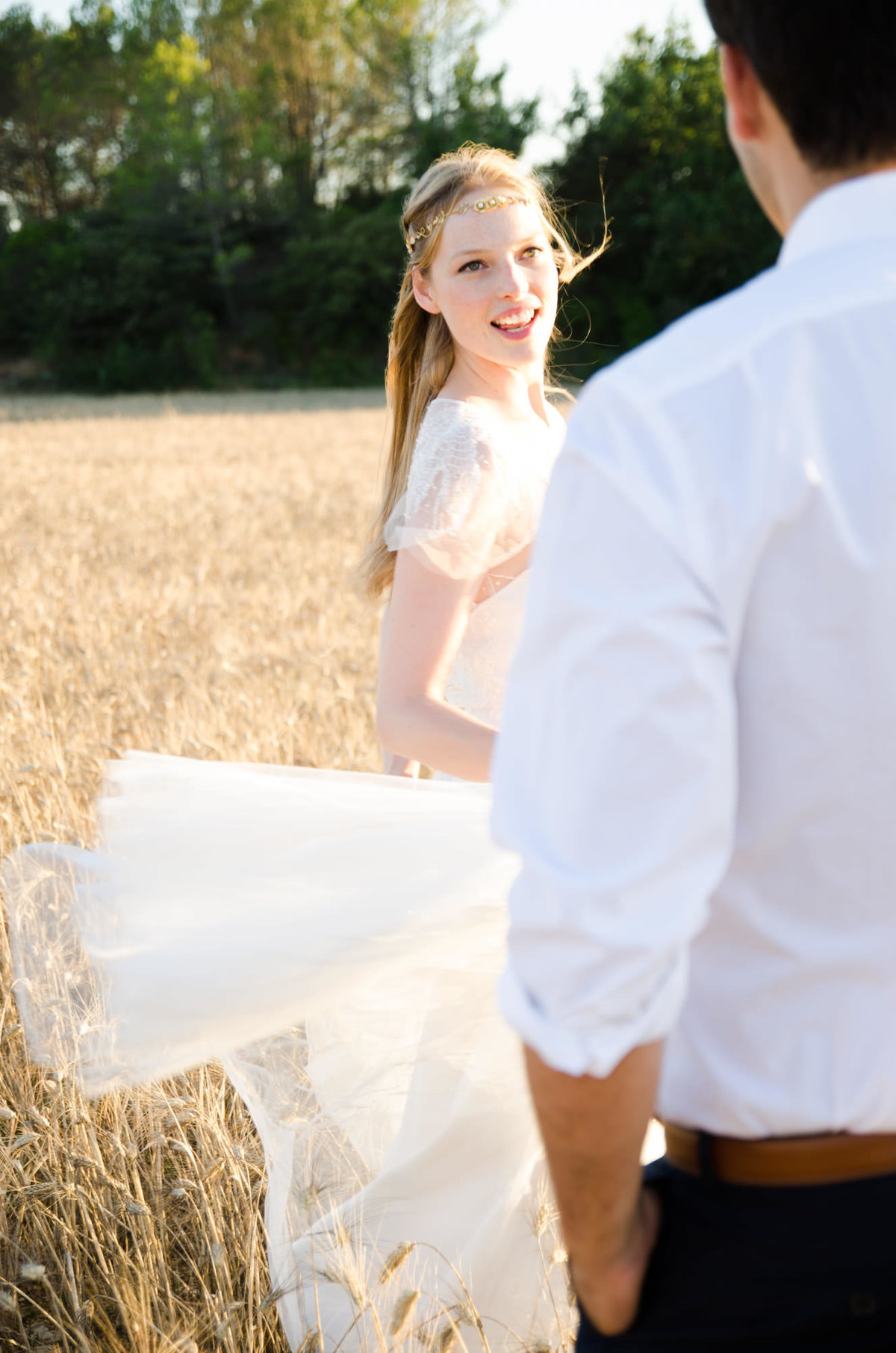 Wedding Photographer Provence Italy