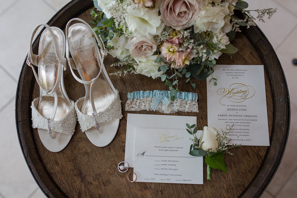 Wedding details inspiration