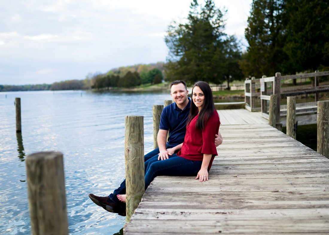 Lake Anna Engagement Session Melissa Sheridan Photography_0004
