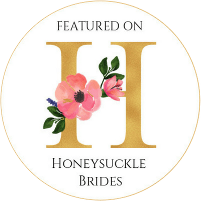 Alexa Kay Events has been featured on Honeysuckle Brides