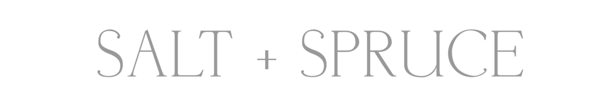 Salt & Spruce - Logo Designs_Watermark