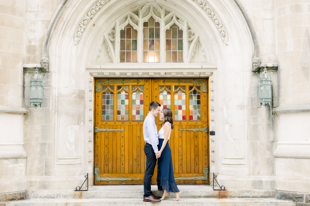 Lehigh University Engagement Session-22