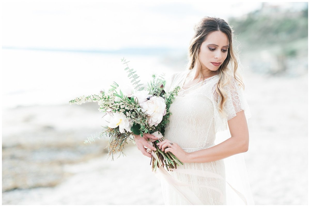 san clemente beach wedding elopement whimsical dreamy soft light socal photo030