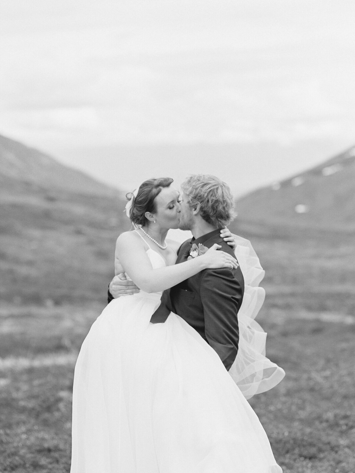 Hatcher Pass wedding