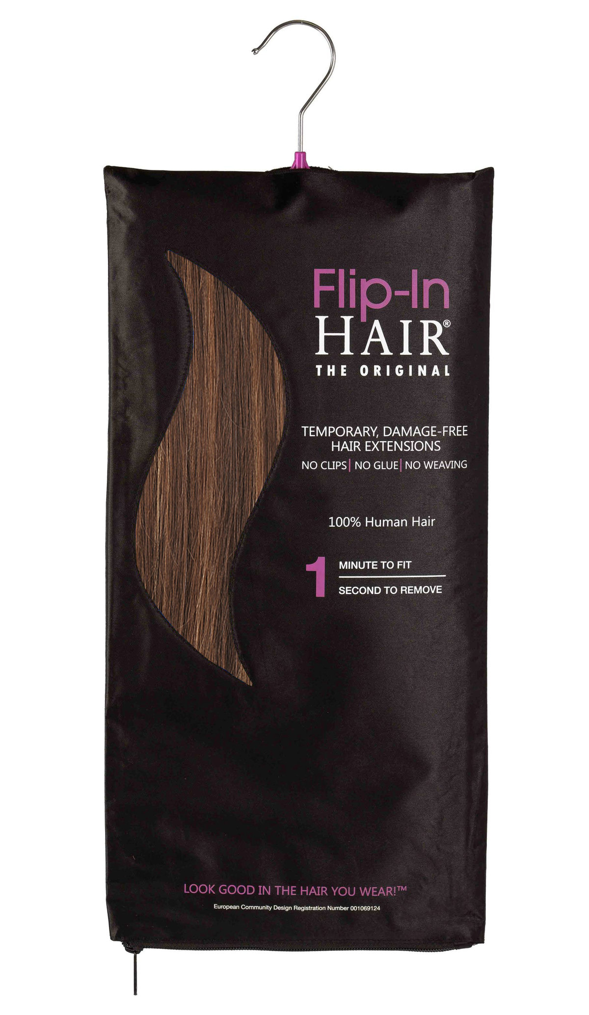 Flip-In Hair Original 4-27-4