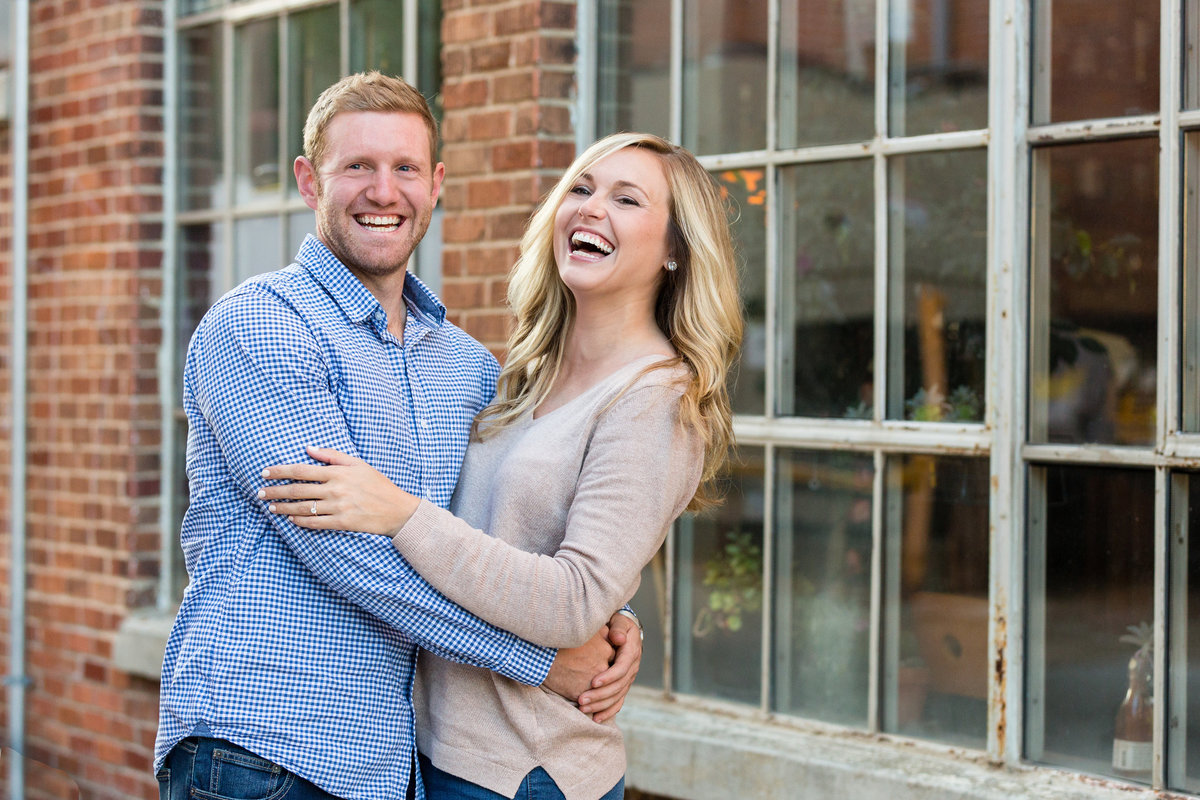 Cleveland Couple Photography