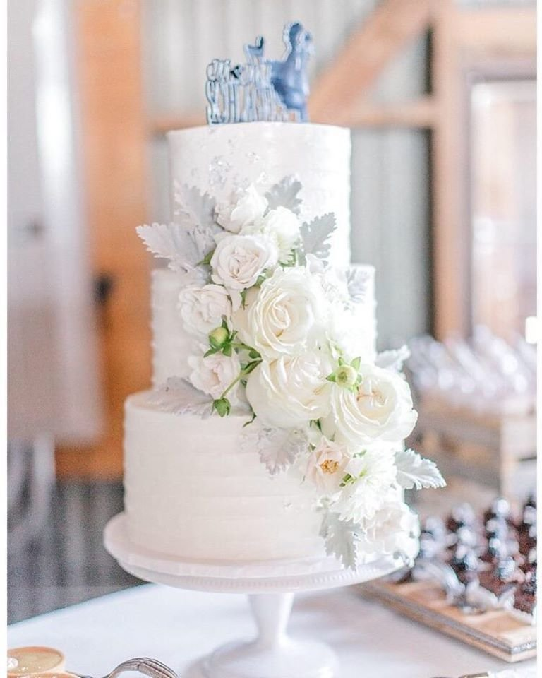 Layered Cake Artistry- Tri Cities Premier Wedding Cakes