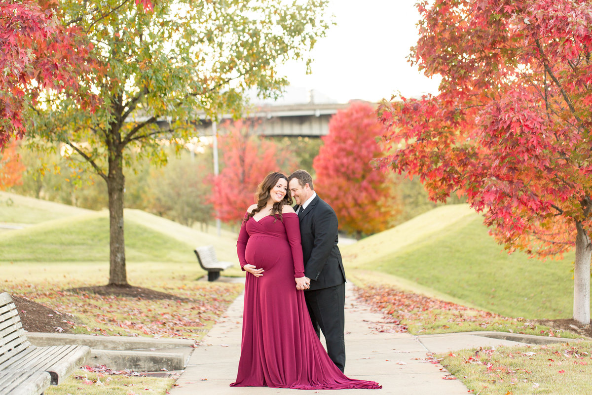 Little rock maternity pictures-1