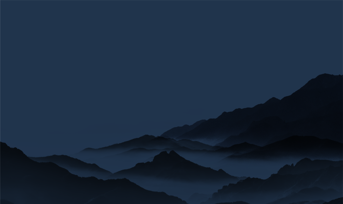 Midnight-Blue-Mountain-Background
