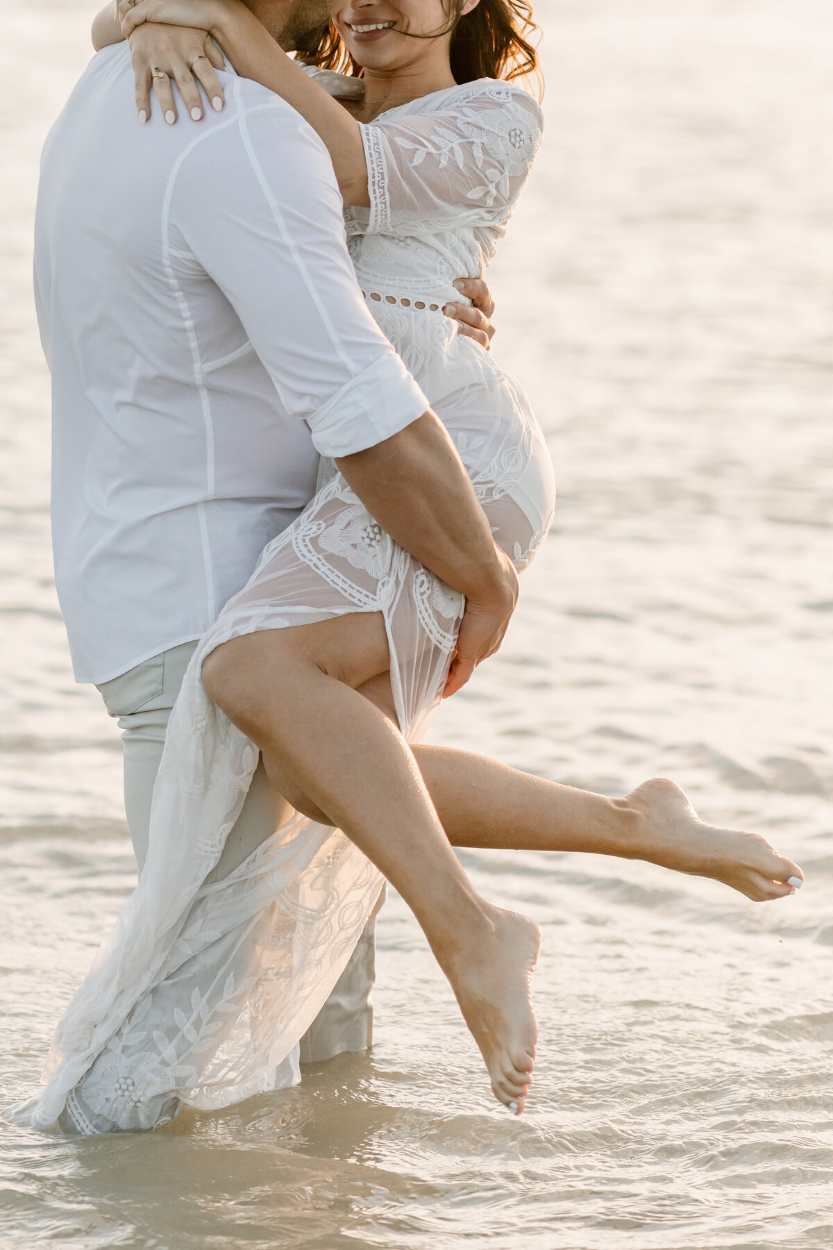 Beach Elopement in Saint Petersburg, Florida 42