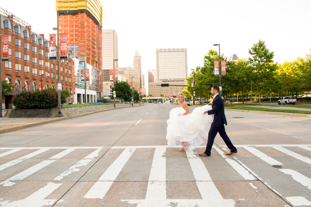 Baltimore Maryland Royal Sonesta Wedding