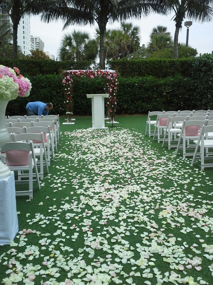 the W Wedding Miami Beach