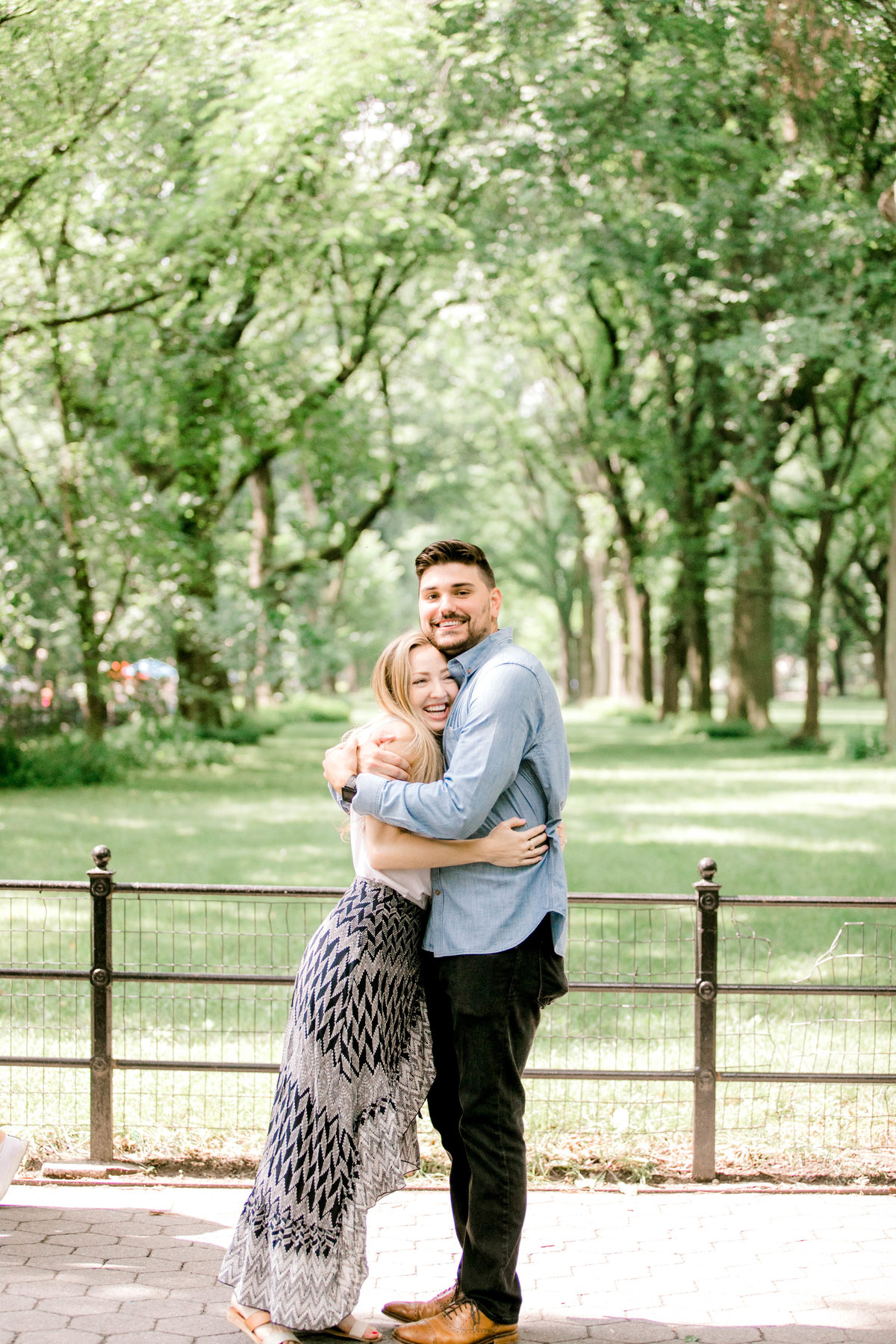 Melanie Foster Photography - Norman Oklahoma Senior and Engagement Photographer - Couple Engagement Photo - 48