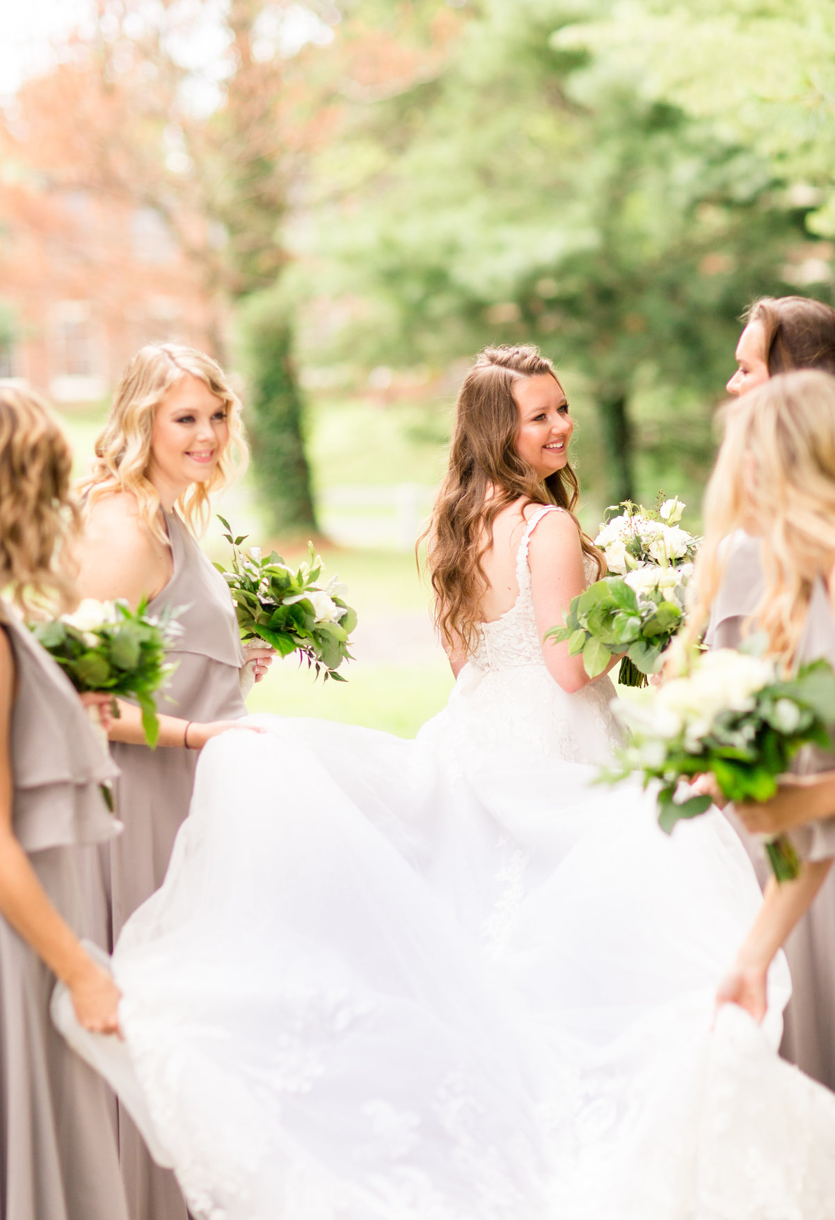 Old Silk Mill wedding by Marie Hamilton Photography