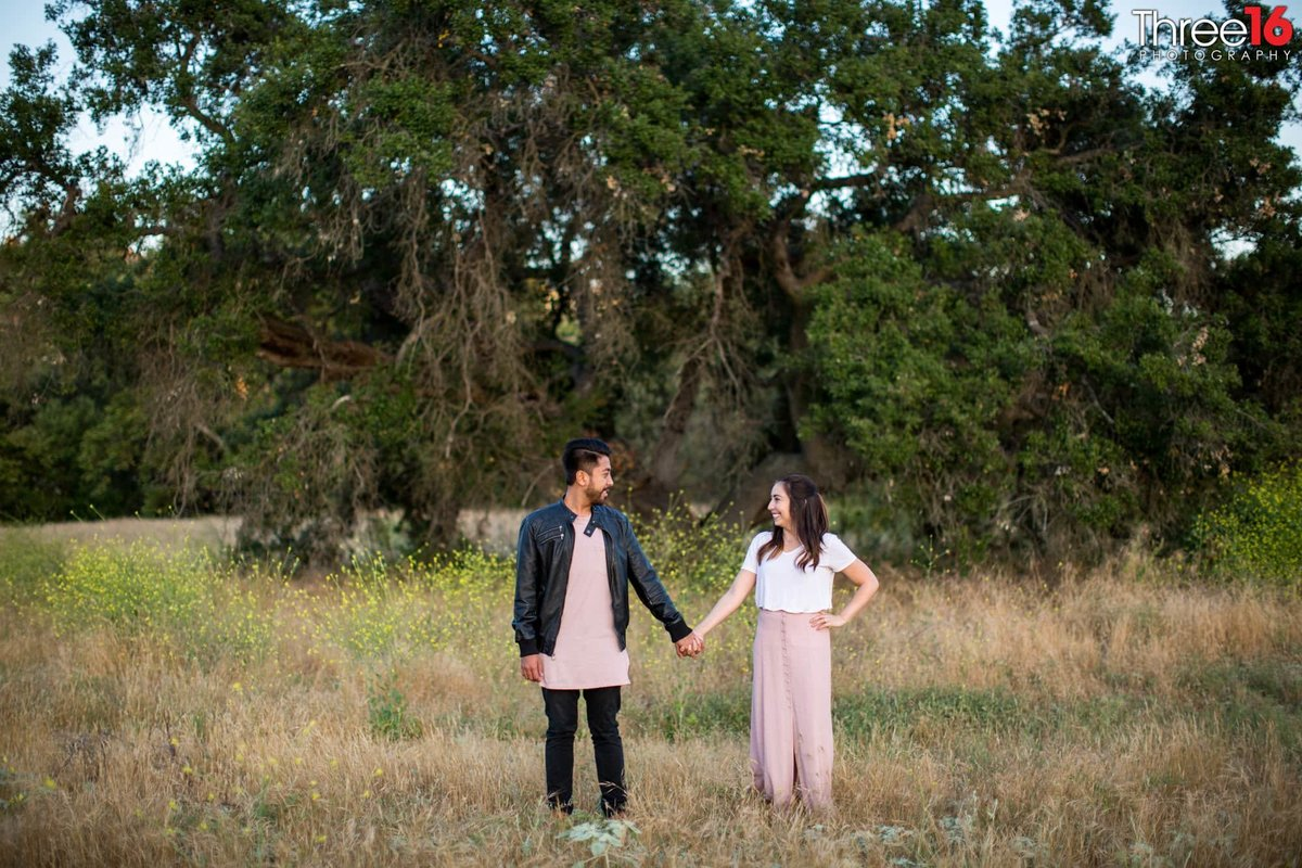 Thomas F. Riley WIlderness Park Engagement Photos Orange County
