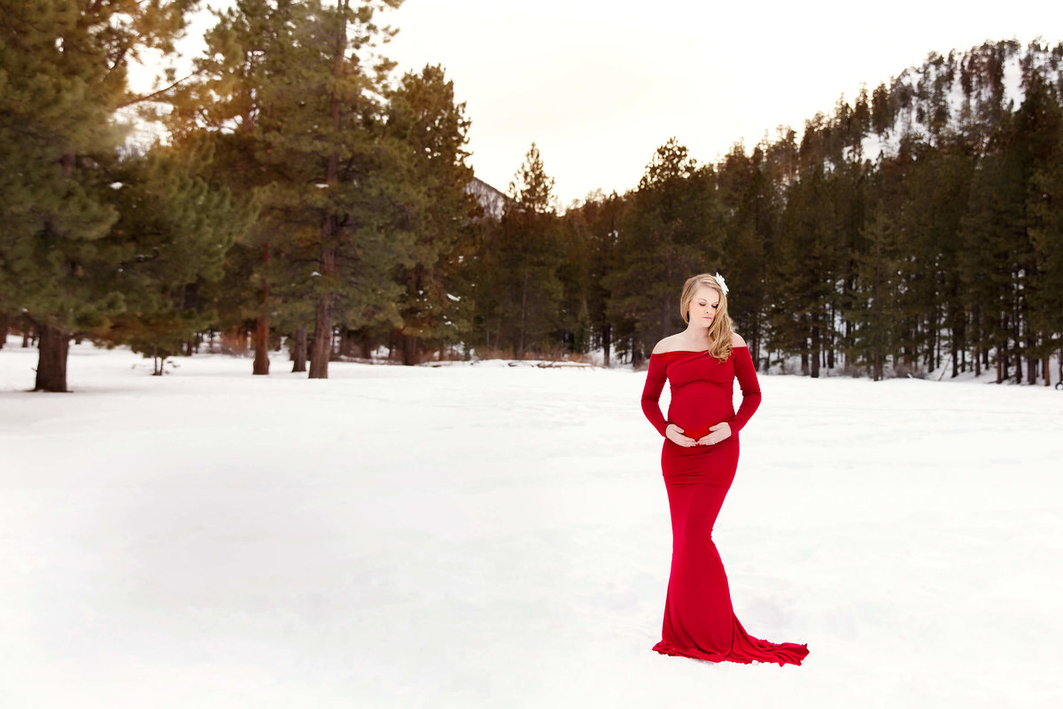 winter-maternity-session-las-vegas