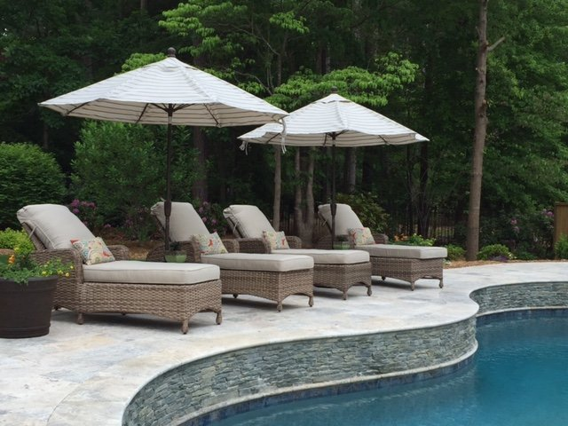 Patio Furniture from Sutton Place Interior Design