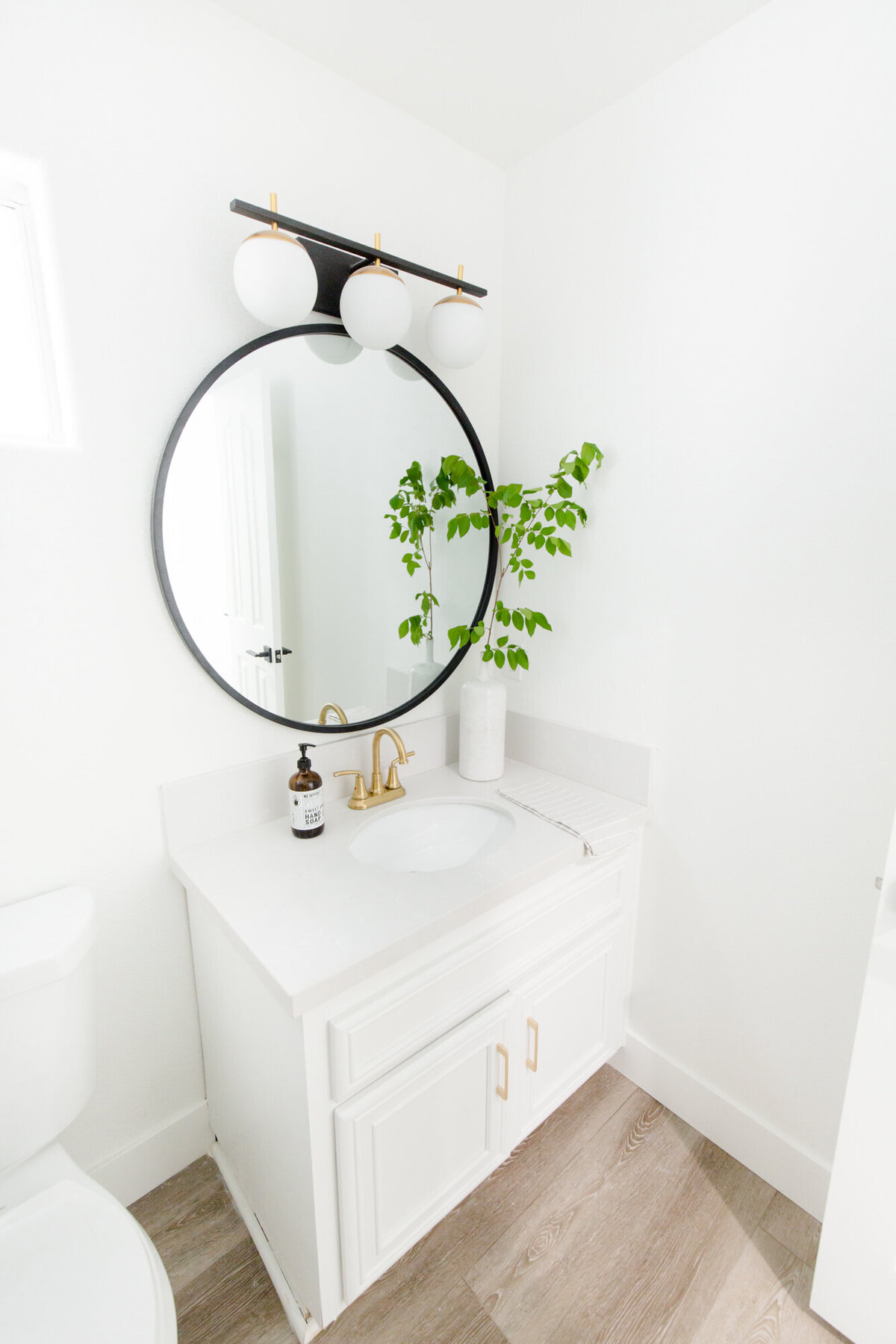 THe Posh Home Bathroom Remodel 6