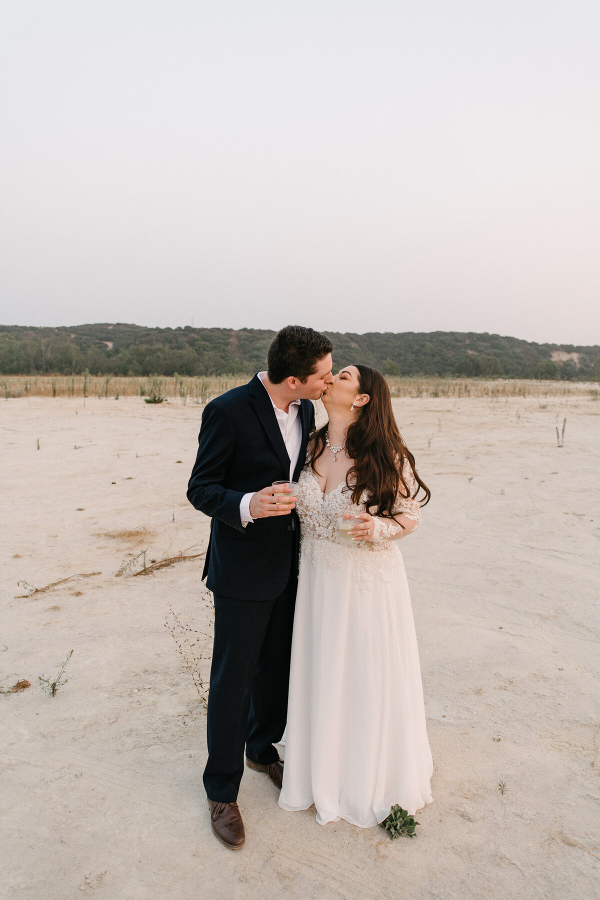 Hot Air Balloon Elopement Marie Monforte Photography-217