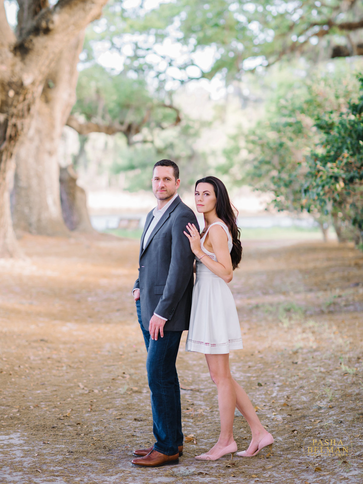 Charleston Engagement Photography | Engagement Pictures in Charleston | Engagement Portraits by Pasha Belman Photographer-8