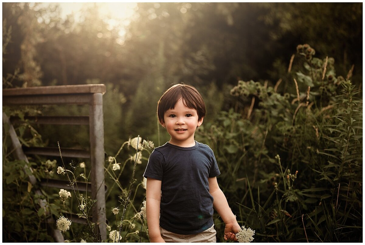 McLelland Photography Outdoor Family Sessions